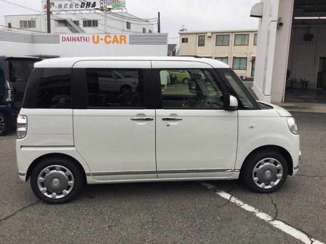 「ダイハツ」「ムーヴキャンバス」「コンパクトカー」「兵庫県」の中古車4