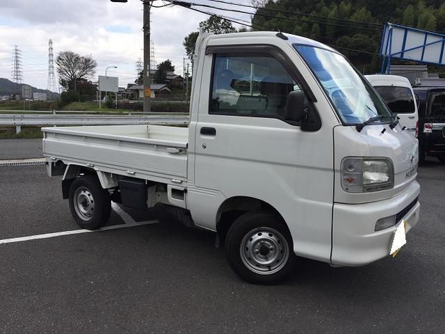 ダイハツ ハイゼットトラック スペシャル・5速MT・エアコン