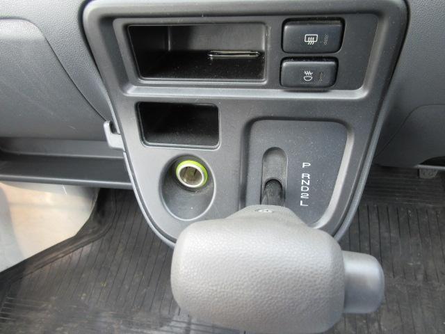 4WD・エアコン・パワステ・パワーウインドウ・1年保証(17枚目)