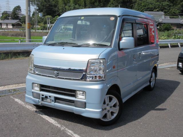 「スズキ」「エブリイワゴン」「コンパクトカー」「奈良県」の中古車36