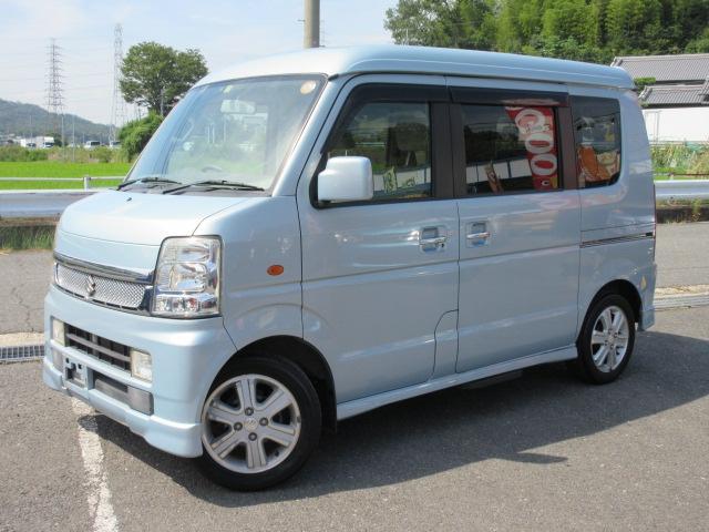 「スズキ」「エブリイワゴン」「コンパクトカー」「奈良県」の中古車38