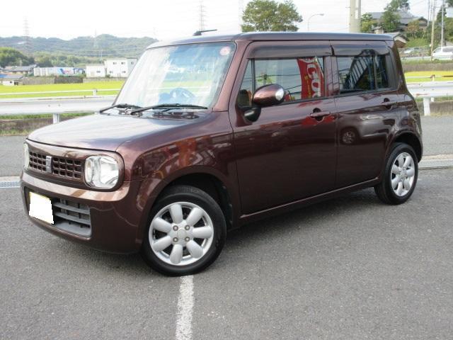 「スズキ」「アルトラパン」「軽自動車」「奈良県」の中古車39