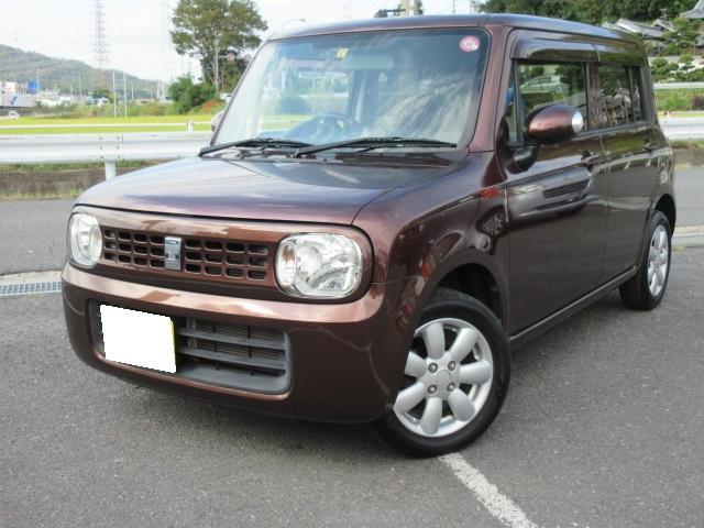 「スズキ」「アルトラパン」「軽自動車」「奈良県」の中古車40
