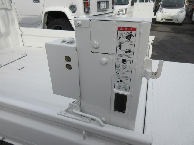 ベースグレード 垂直パワーゲート・パワステ・エアコンオールペイント済み・2WD(25枚目)