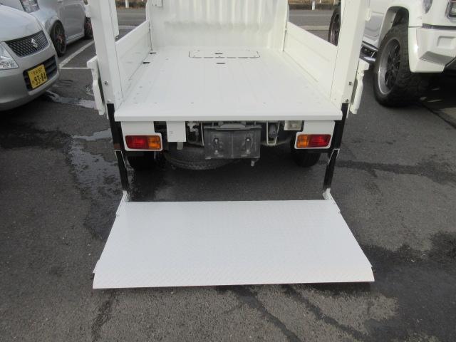 ベースグレード 垂直パワーゲート・パワステ・エアコンオールペイント済み・2WD(26枚目)
