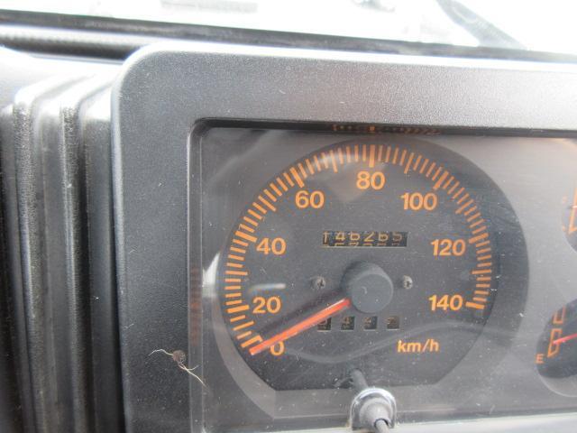 4WD リフトアップ(社外シャックル) 社外ショック 社外マフラー 社外前後バンパー ステンレスタンクガード momoハンドル(6枚目)
