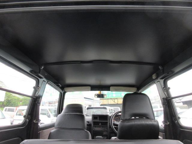 4WD リフトアップ(社外シャックル) 社外ショック 社外マフラー 社外前後バンパー ステンレスタンクガード momoハンドル(26枚目)