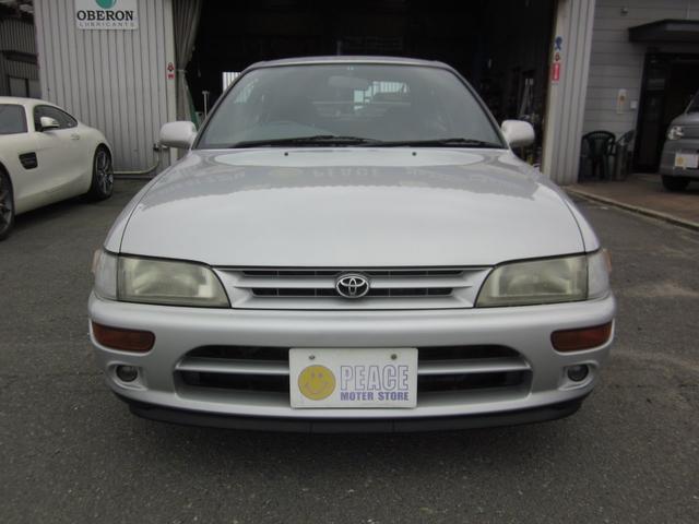 「トヨタ」「カローラFX」「コンパクトカー」「奈良県」の中古車2