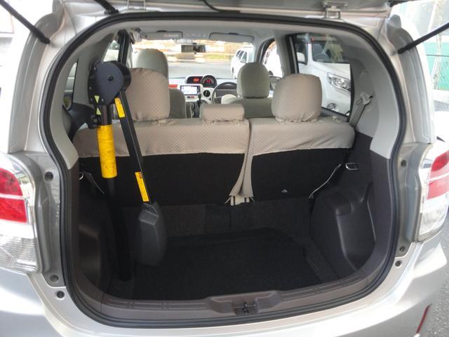 F助手席リフトアップシート車Bタイプ手動車いす収納装置(5枚目)