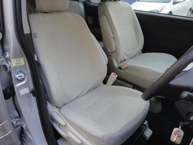 F助手席リフトアップシート車Bタイプ手動車いす収納装置(7枚目)