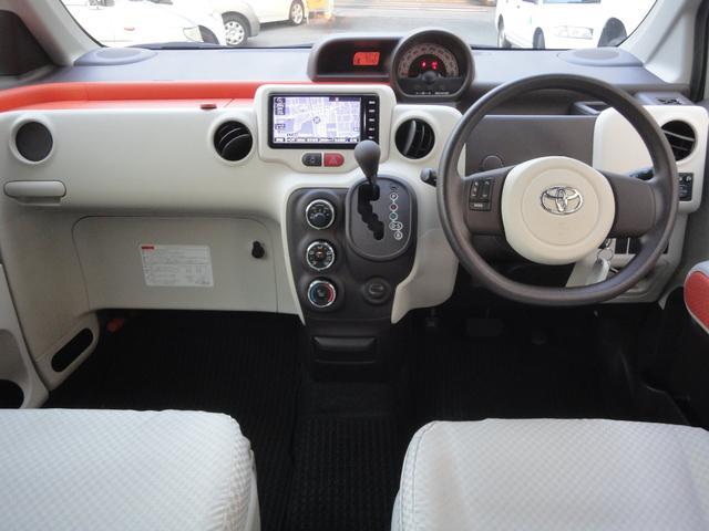 F助手席リフトアップシート車Bタイプ手動車いす収納装置(8枚目)