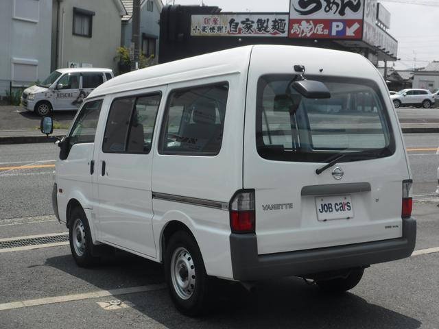 5Dバン1.8DX Hルーフ 4WD 5人乗 低床 SDナビ(7枚目)