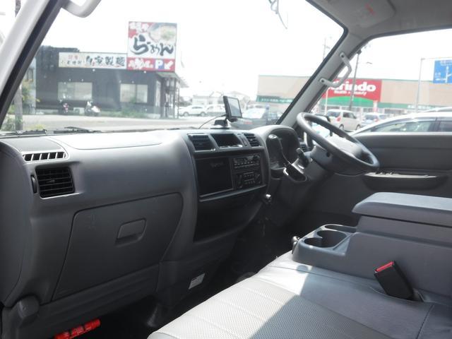 5Dバン1.8DX Hルーフ 4WD 5人乗 低床 SDナビ(11枚目)