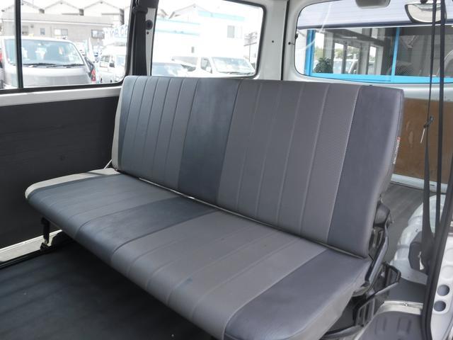 5Dバン1.8DX Hルーフ 4WD 5人乗 低床 SDナビ(16枚目)
