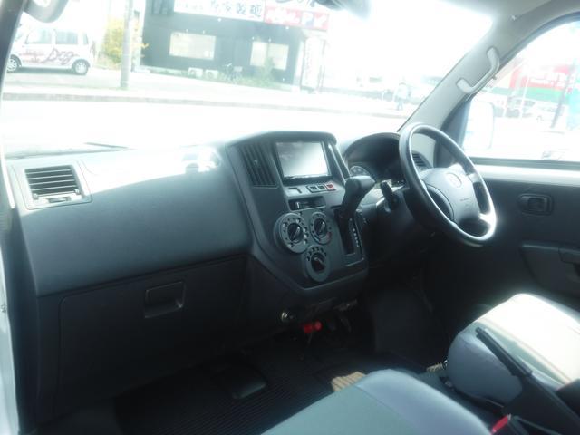 5Dバン1.5DX 4WD 5人乗 Mナビ ETC Bカメラ(13枚目)