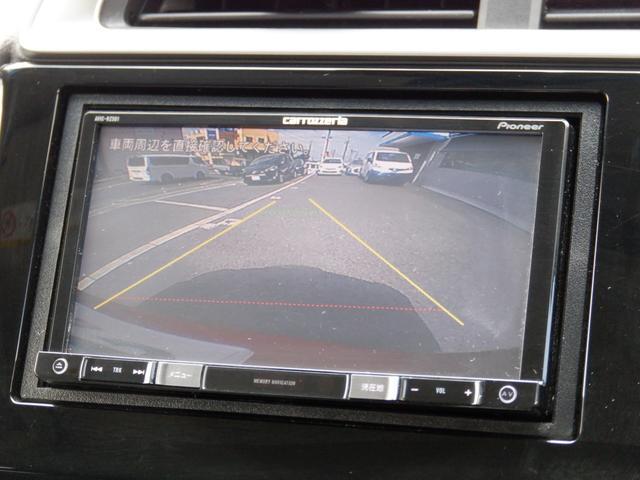 バックカメラが付いております!駐車の時に安心できます!!
