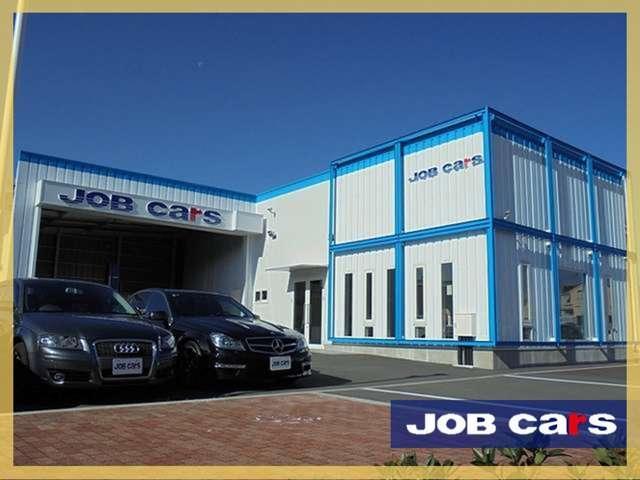ジョブカーズ東店はセダン・ワンボックス・コンパクト・ハイブリッド・軽自動車福祉車両など多彩な車種を取り揃えております。