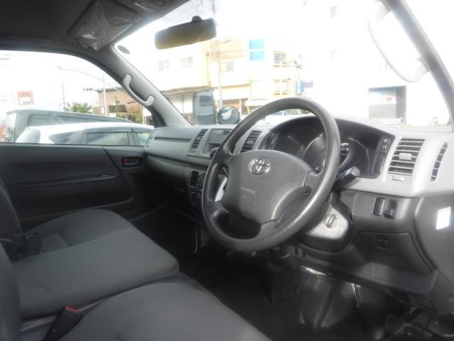 ロングジャストローDX 5ドア ハイルーフ 3人乗 リフト400kg 点検記録簿付 ワンオーナー車 両側スライド式リアサイドガラス パワーウインドウ ドアバイザー 盗難防止装置 ABS(13枚目)