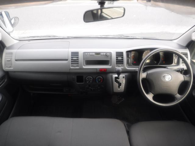 ロングジャストローDX 5ドア ハイルーフ 3人乗 リフト400kg 点検記録簿付 ワンオーナー車 両側スライド式リアサイドガラス パワーウインドウ ドアバイザー 盗難防止装置 ABS(18枚目)