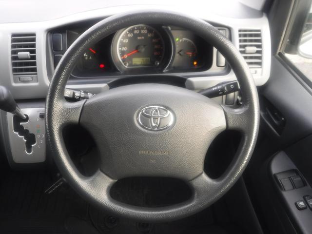 ロングジャストローDX 5ドア ハイルーフ 3人乗 リフト400kg 点検記録簿付 ワンオーナー車 両側スライド式リアサイドガラス パワーウインドウ ドアバイザー 盗難防止装置 ABS(19枚目)