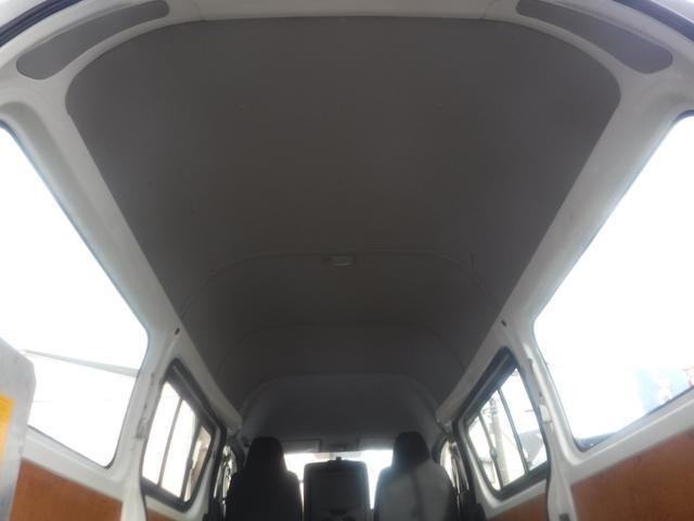 ロングジャストローDX 5ドア ハイルーフ 3人乗 リフト400kg 点検記録簿付 ワンオーナー車 両側スライド式リアサイドガラス パワーウインドウ ドアバイザー 盗難防止装置 ABS(24枚目)
