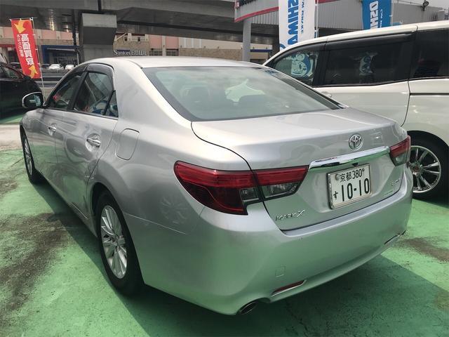 「トヨタ」「マークX」「セダン」「京都府」の中古車6