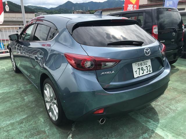 「マツダ」「アクセラスポーツ」「コンパクトカー」「京都府」の中古車5