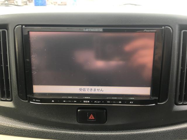 X メモリアルエディション 社外ナビ 地デジ AW14インチ(8枚目)