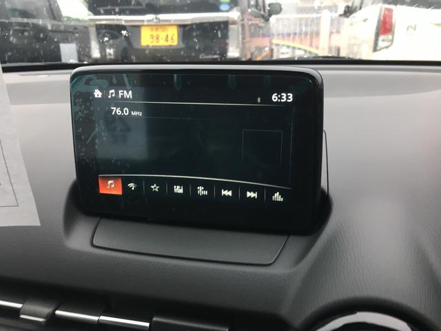 マツダ デミオ XDツーリング ナビ AW16インチ 安全装備