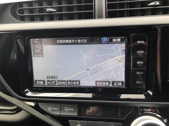 「トヨタ」「アクア」「コンパクトカー」「京都府」の中古車9