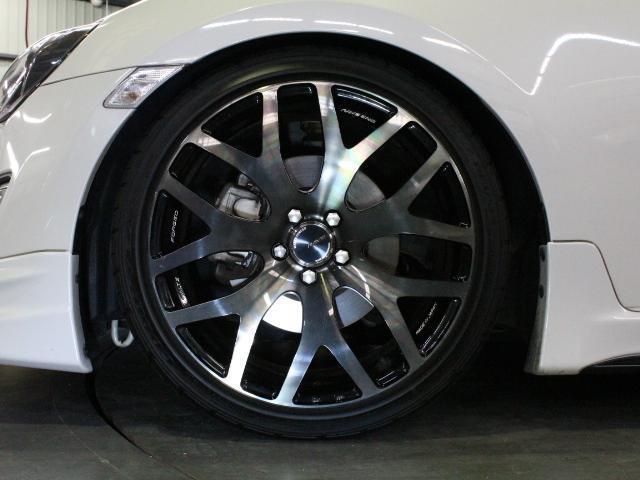 GT ナビ 地デジ TRDエアロ マフラー HKS車高調(9枚目)