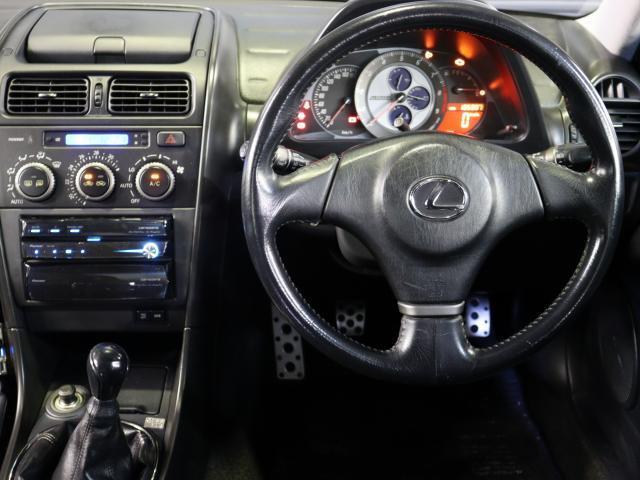 RS200 Zエディション 後期型 タイベル交換済 ナビ 地デジ エアロ 社外車高調 TRDマフラー 純正AW フォグ キーレス WSRS ETC HID(12枚目)