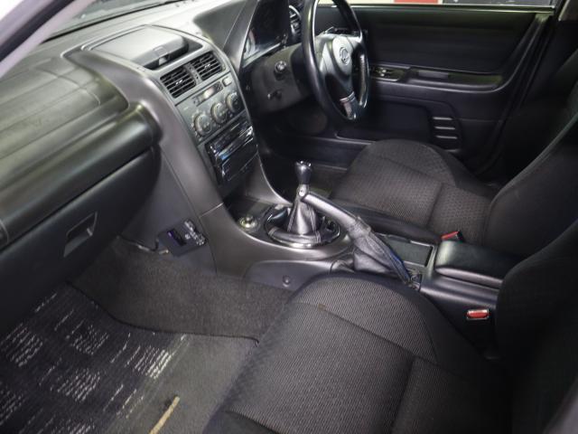 RS200 Zエディション 後期型 タイベル交換済 ナビ 地デジ エアロ 社外車高調 TRDマフラー 純正AW フォグ キーレス WSRS ETC HID(15枚目)
