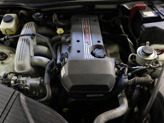 RS200 Zエディション 後期型 タイベル交換済 ナビ 地デジ エアロ 社外車高調 TRDマフラー 純正AW フォグ キーレス WSRS ETC HID(19枚目)