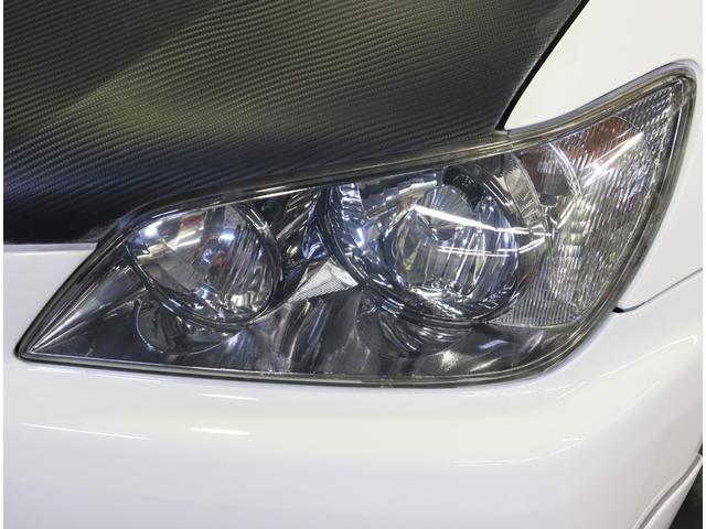 RS200 Zエディション 後期型 タイベル交換済 ナビ 地デジ エアロ 社外車高調 TRDマフラー 純正AW フォグ キーレス WSRS ETC HID(33枚目)