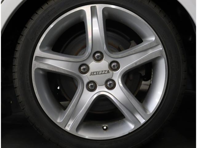 RS200 Zエディション 後期型 タイベル交換済 ナビ 地デジ エアロ 社外車高調 TRDマフラー 純正AW フォグ キーレス WSRS ETC HID(37枚目)