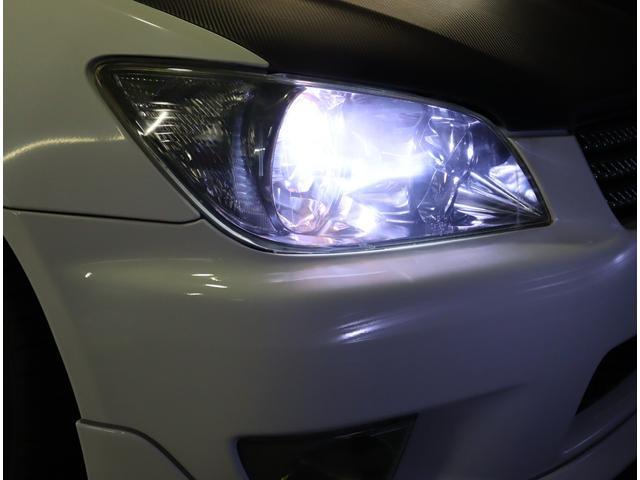 RS200 Zエディション 後期型 タイベル交換済 ナビ 地デジ エアロ 社外車高調 TRDマフラー 純正AW フォグ キーレス WSRS ETC HID(39枚目)
