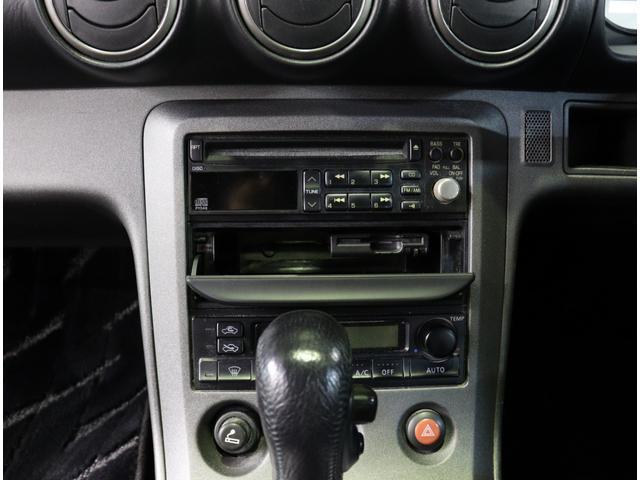 スペックS Gパッケージ ワンオーナー 純正オーディオ 純正AW HID WSRS ABS フルオリジナルコンディション(41枚目)