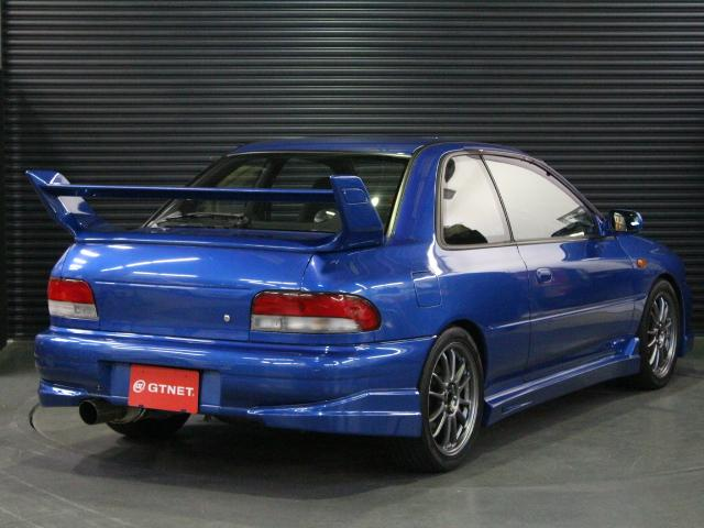 WRXタイプR Vリミテッド ワンオーナー 1000台限定車(2枚目)