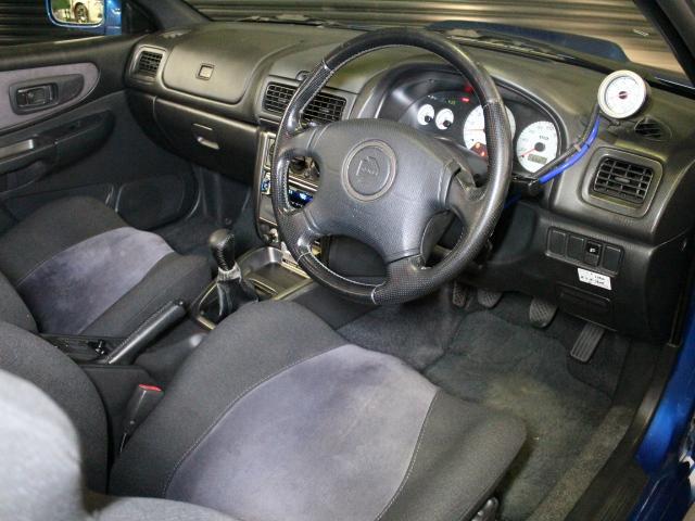WRXタイプR Vリミテッド ワンオーナー 1000台限定車(3枚目)