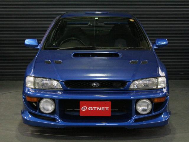 WRXタイプR Vリミテッド ワンオーナー 1000台限定車(4枚目)