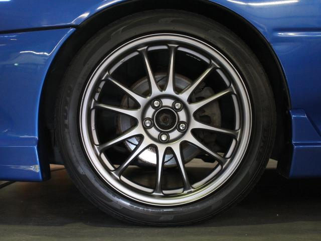 WRXタイプR Vリミテッド ワンオーナー 1000台限定車(9枚目)