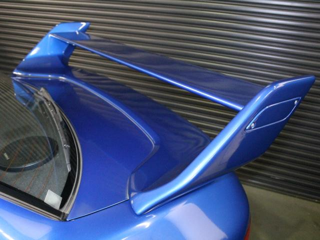 WRXタイプR Vリミテッド ワンオーナー 1000台限定車(11枚目)