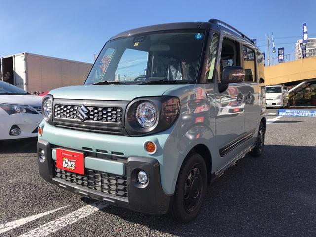 「スズキ」「スペーシアギア」「コンパクトカー」「兵庫県」の中古車7