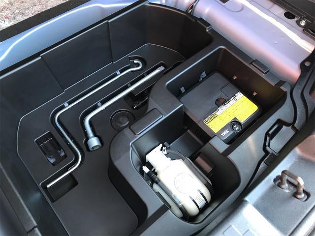 S 禁煙1オーナー車 地デジ付ナビ スマートキー プッシスタート LEDオートライト 15インチAW バックカメラ 前後コーナーセンサー オートエアコン ETC 車両接近通報装置(18枚目)