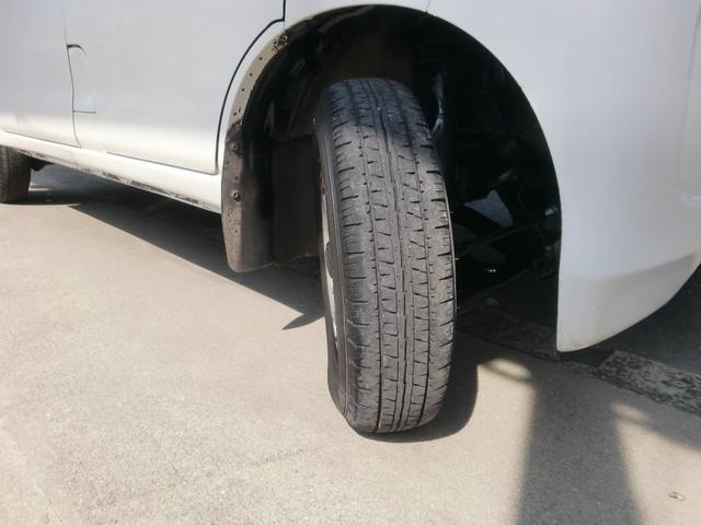 タイヤ・ホイルもご確認下さい。タイヤサイズ:145R12 タイヤの山は充分あります。