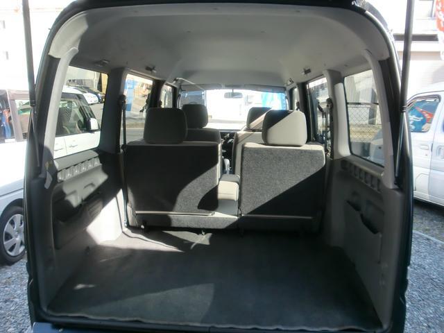 LX キーレス スライドドア 4AT 修復歴なし 車検整備付(8枚目)