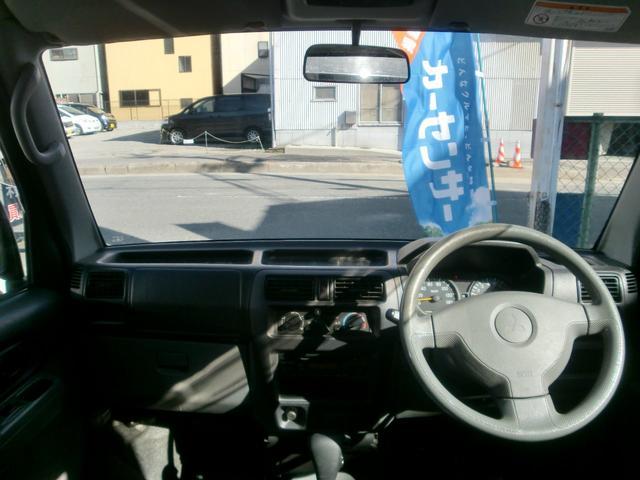 LX キーレス スライドドア 4AT 修復歴なし 車検整備付(11枚目)
