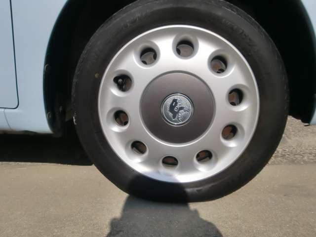 タイヤサイズ155/65R14!!