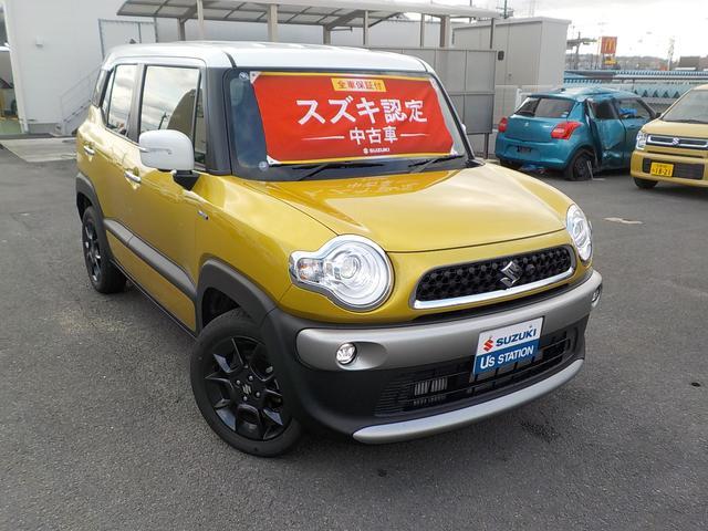 「スズキ」「クロスビー」「SUV・クロカン」「京都府」の中古車7